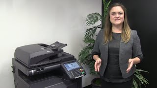 How to get the meter reading off your Kyocera copier - R.K. Black, Inc. | Oklahoma City, OK
