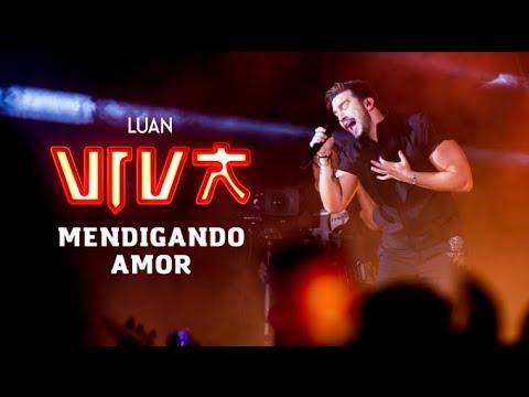 Luan Santana - mendigando amor (DVD VIVA) [Vídeo Oficial]