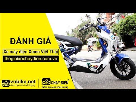 Đánh giá xe máy điện Xmen Việt Thái