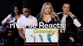 rIVerse Reacts: Crown by TXT - M/V Reaction