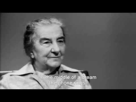 Golda (trailer)