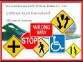 Video for test dmv california arabic 2018