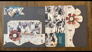 Scrapbooking Engagement pictures