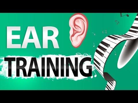 Ear Training Exercise - Level 1