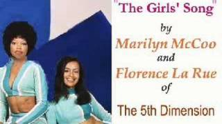 The Girls' Song by the Fifth Dimension