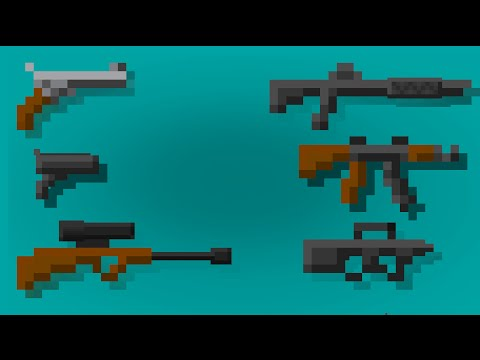 Guns in 1 command - One Command Creations