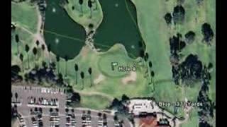"""""""Coronado Municipal Golf Course (Coronado)"""" Flyover Tour"""