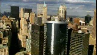 New York, Hurricane hits New York- Animation