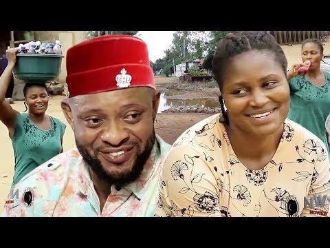 The Beautiful Hawker & The Handsome Billionaire 7 & 8 - ( Chizzy alichi ) 2019 Latest Nigerian Movie