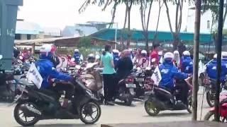 JNE BATAM Tiban Center Kompoi Pulang Depan Kantor JNE Tiban
