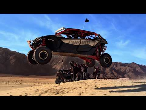 2018 Can-Am Maverick X3 X rs Turbo R in Paso Robles, California