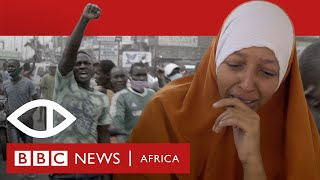 The Bullet And The Virus: Police Brutality In Kenyas Battle Against Coronavirus - BBC Africa Eye