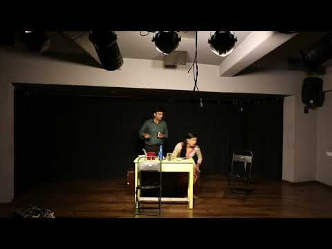 Few Clips from my play ASMANJAS