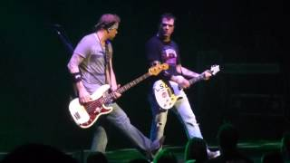 3 Doors Down - One Light - Grand Prairie, TX - 1-25-13