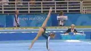 Gymnastics Floor Choregraphy Montage