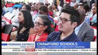 Crawford International School opens at Tatu City