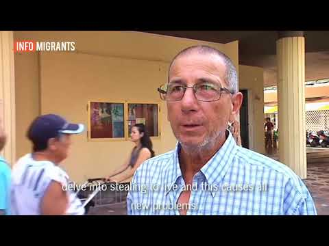 Spanish locals speak out on new refugee center