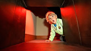 Tydus snuck into the Tunnel to find Knock Knock! *Bad Idea*