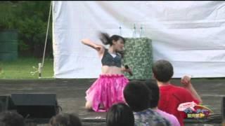 矢島舞美-夏DOKIリップスティック雨女バージョン