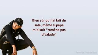 RK   Pardon Maman (Paroles)