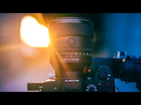 External Review Video Eb7XV6E0v1Q for Sony FE 50mm F1.2 GM Lens (SEL50F12GM)