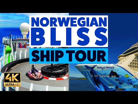 Norwegian Bliss Tour