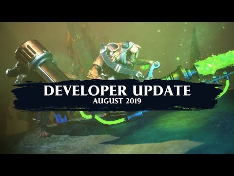 DEVELOPER VLOG: August Update (1.8.0)