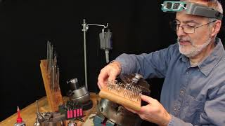 Steve Adams - An Intro to Hobo Nickel Carving Tools & Coin Engraving