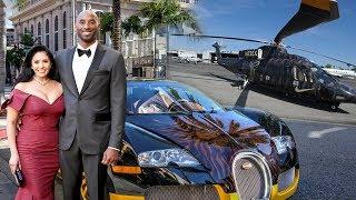 Kobe Bryants Net Worth   Luxury Car   Luxury House   Wife & Kids 2018