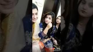 Beautiful Girls performing on Fashion song by Guru Randhawa
