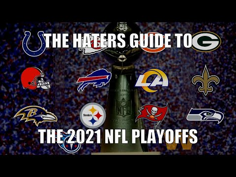 The Haters Guide to the 2021 NFL Playoffs