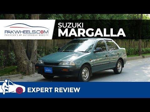 Suzuki Margalla Expert Review | PakWheels