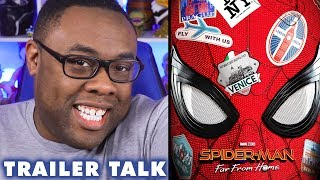 SPIDER-MAN Far From Home Trailer Thoughts. 5 Things I Liked. 1 Thing Worries Me.