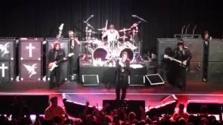 Black Sabbath - Wheels Of Confusion at the O2 Academy Birmingham.