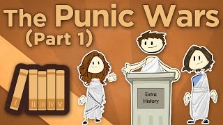 Rome: The Punic Wars - I: The First Punic War - Extra History  256 BC