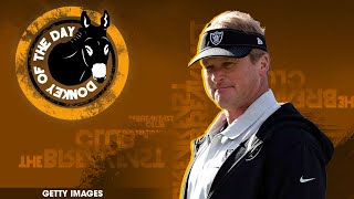 Jon Gruden Resigns After Racist, Homophobic and Misogynistic Emails