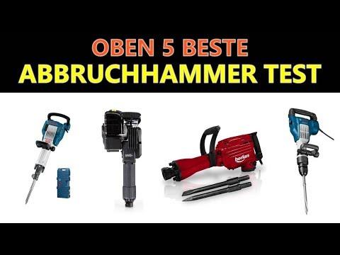 Beste Abbruchhammer Test 2019