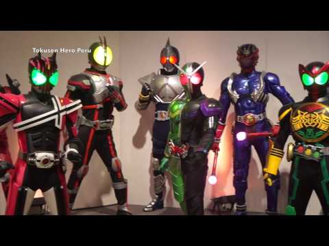 Toei Kyoto Studio Park - Kamen Rider / Super Sentai Tokusatsu