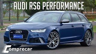 Avaliação: Audi RS6 Performance