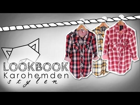 LOOKBOOK l Karohemden stylen by StyleTheCat