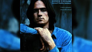"""Video thumbnail of """"James Taylor - Fire and Rain (Official Audio)"""""""