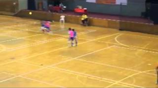 preview picture of video 'Mohamad Esawy: A7 United Club Malaysia , Figos International Futsal Cup'