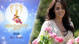 Sonia Hernandez Romero Miss Earth Spain 2019 Eco Video