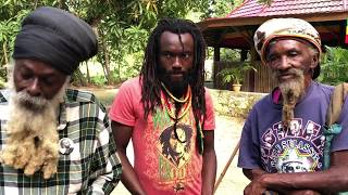 WHO IS RASTAFARI   Listen To The Elders Reason At Pitfour Nyabinghi Centre, St. James, Jamaica.