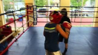 Kids Practice at ALX