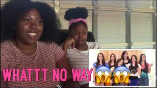 Payphone by Maroon 5  Cimorelli cover reaction