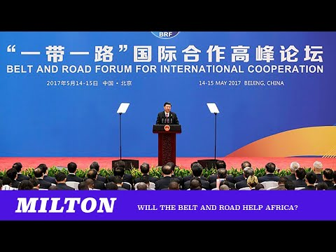 Will China's Belt And Road Help Africa? ft. Milton Allimadi