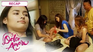 Serena starts to live with her real family | Dolce Amore Recap