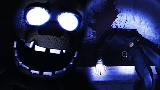 FOXY BIT THE SECURITY GUARDS HEAD OFF! || Fredbear and Friends: Reboot (Part 1)