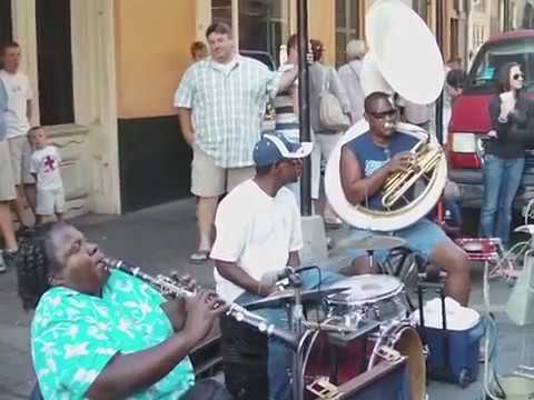 Someone get this woman an NPR Desk Concert STAT! New Orleans jazz clarinetist and vocalist Doreen Ketchens gives Benny Goodman and Billie Holiday a run for their money.